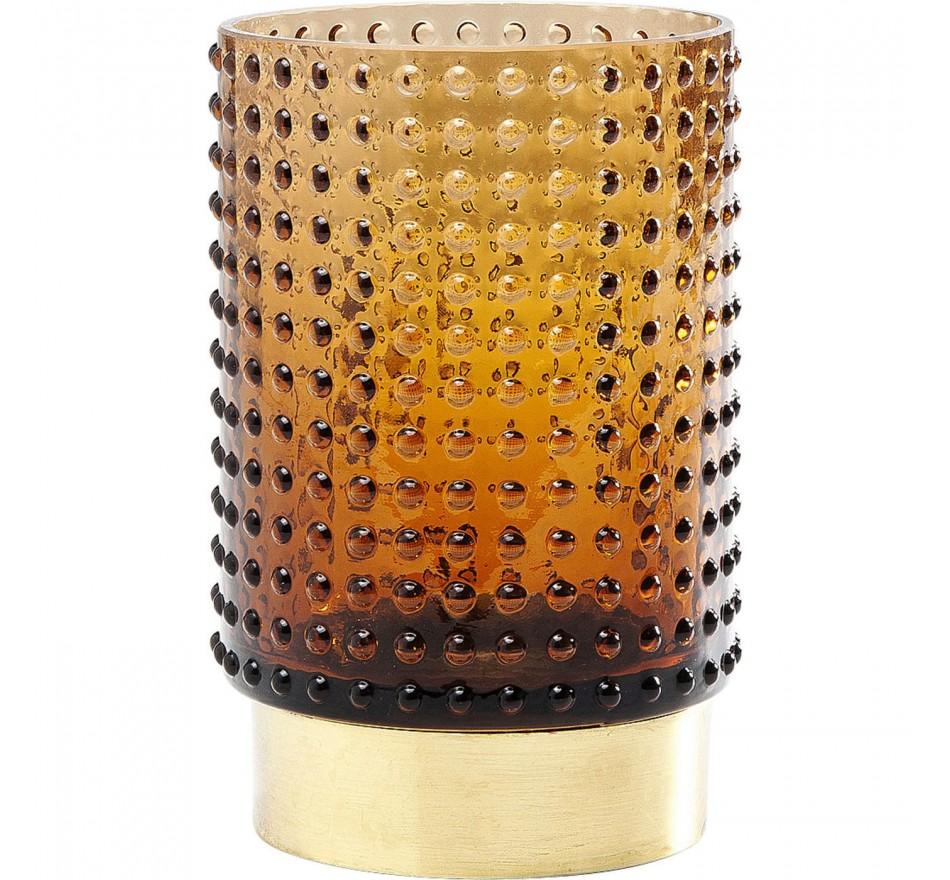 Vase Barfly maron 14cm
