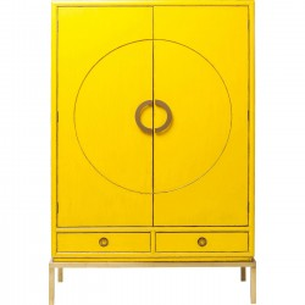 Armoire Disk jaune Kare Design