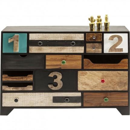 Commode Urban Living 14 tiroirs Kare Design
