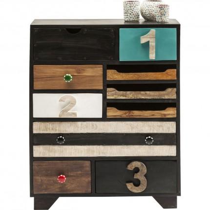 Commode Urban Living 10 tiroirs Kare Design