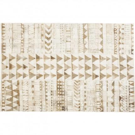 Tapis Hieroglyphics square 240x170cm Kare Design