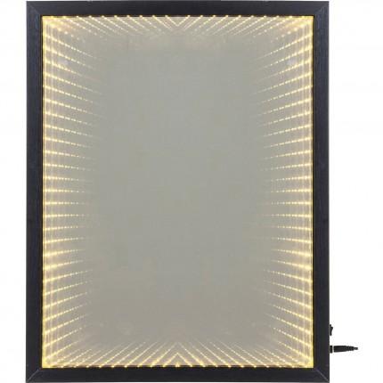 Miroir Frame LED 48x38cm Kare Design