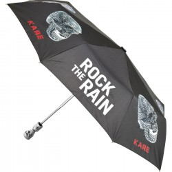 Parapluie pliant Rock the Rain Kare Design