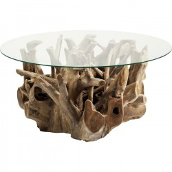 Table basse Roots 100cm Kare Design