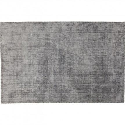 Tapis Loom Stich gris anthracite 170x240cm Kare Design