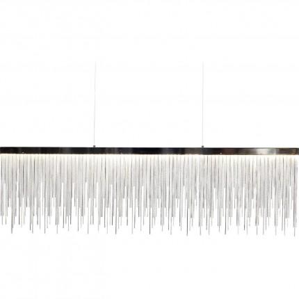 Suspension Vezzo chrome LED Kare Design