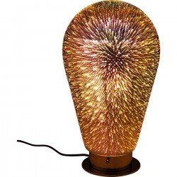 Lampe de table Firework Bulb