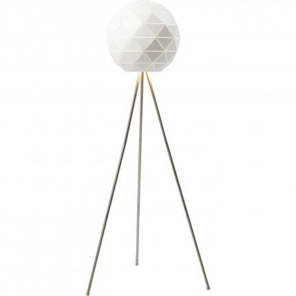 Lampadaire Triangle blanc Kare Design