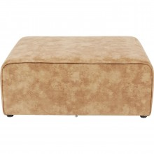 Infinity pouf 80 Elements cognac