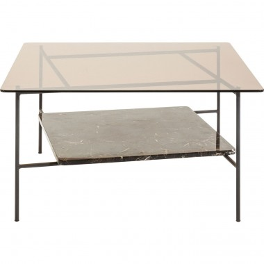 Table basse Salto 80x80cm Kare Design