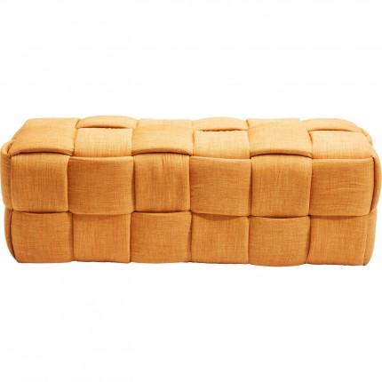 Banc Woven orange Kare Design