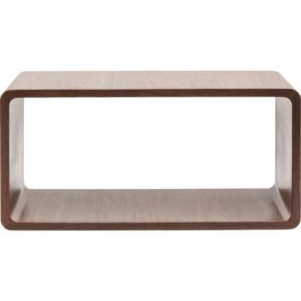 Cube Lounge noyer 90cm Kare Design