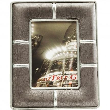 Cadres Bow gris foncé 13x18cm set de 2 Kare Design