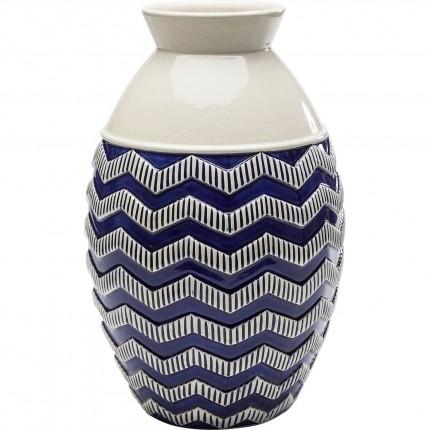 Vase Sea Breeze Belly 38cm Kare Design