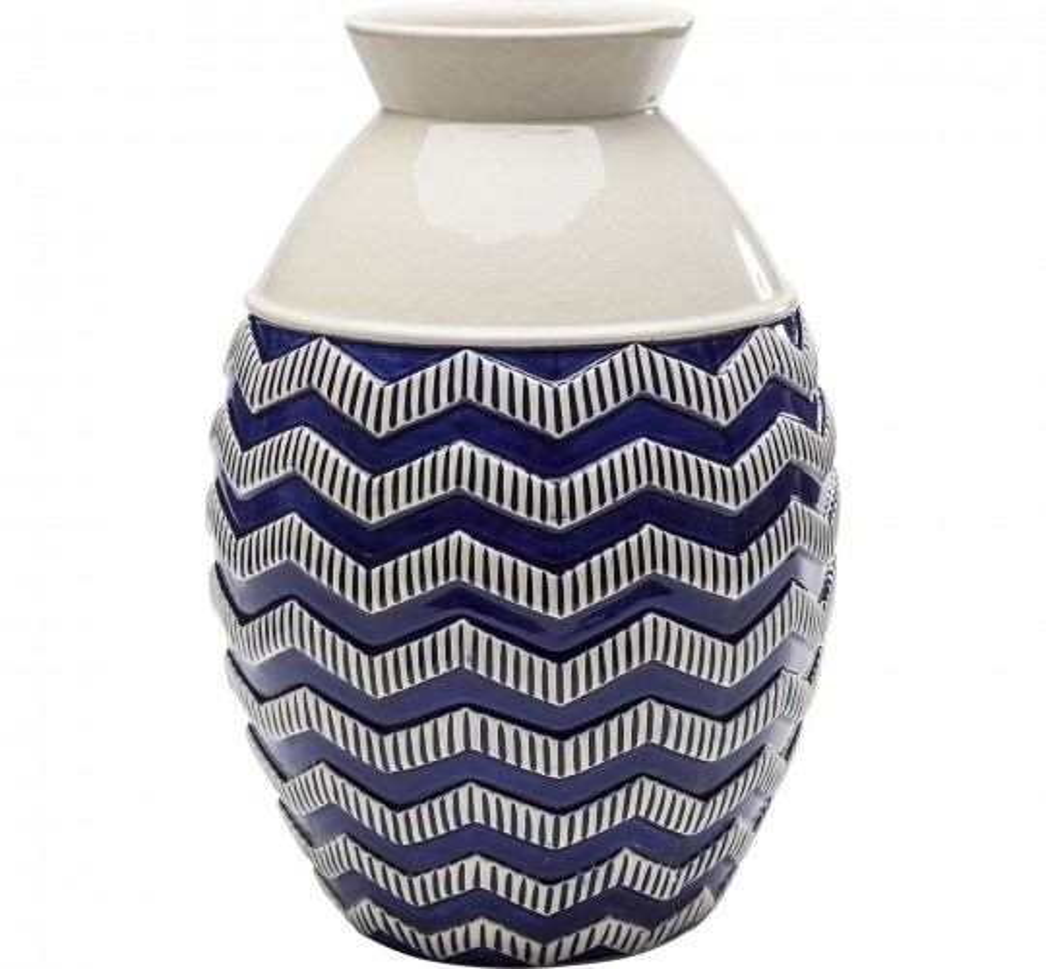 Vase Sea Breeze Belly 38cm