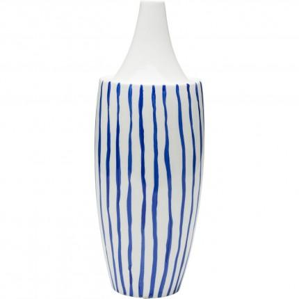 Vase Blue Line 40cm Kare Design
