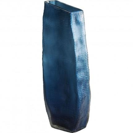 Vase Bieco bleu 61cm Kare Design