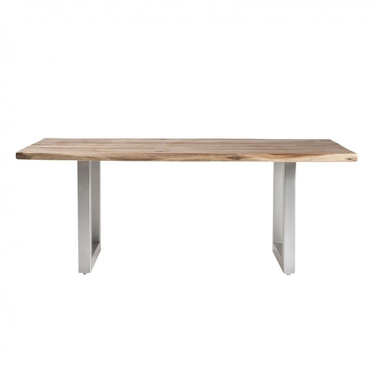 Table en bois Nature Line 180x90 cm Kare Design