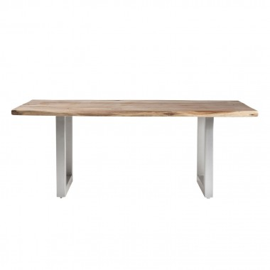 Table en bois Nature Line 180x90cm Kare Design