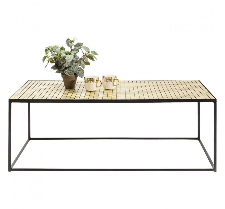 Table basse Cubes 120x60cm