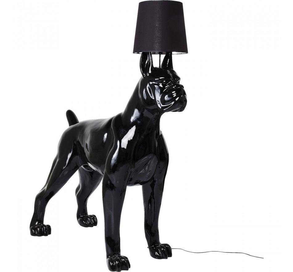 Lampadaire Toto XL noir
