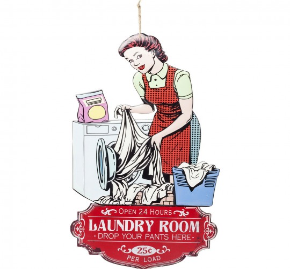 Décoration murale Laundry Room