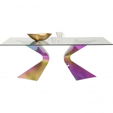 Table Gloria Rainbow 200x100cm Kare Design