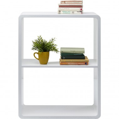 Etagère White Club 100cm Kare Design