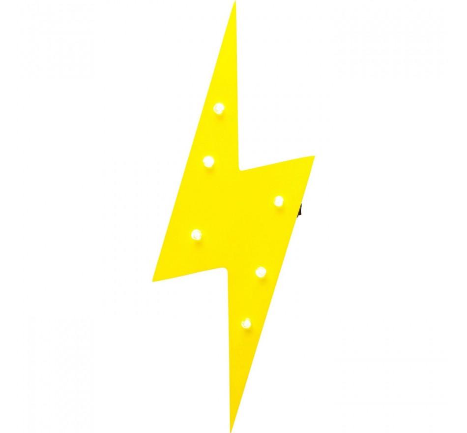 Décoration lumineuse Lightning