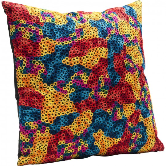 Coussin Camouflage 45x45cm Kare Design
