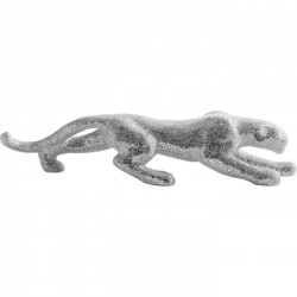 Déco Mosaik Panther Deluxe argentée Kare Design
