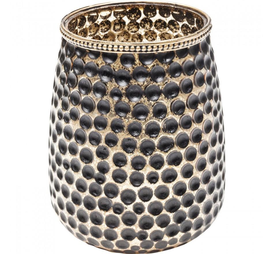 Photophore Casablanca dots 18cm Kare Design