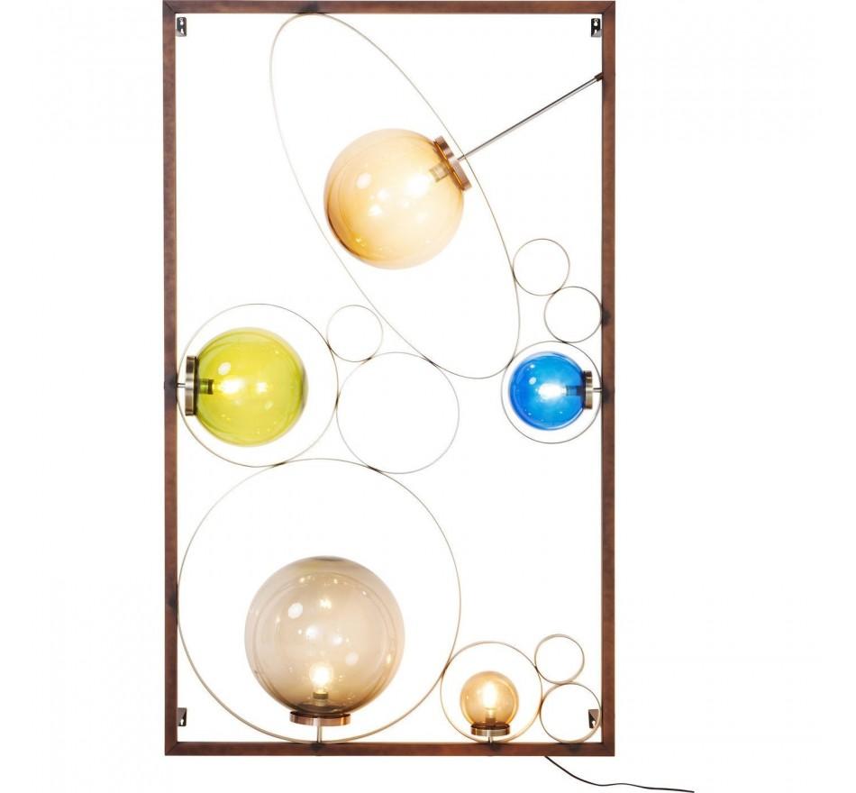 Applique Balloon Colore Kare Design