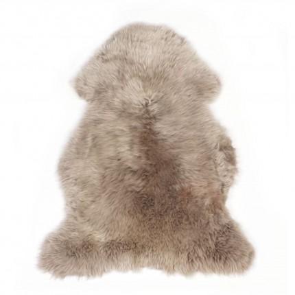 Peau de mouton 95cm argent Kare Design