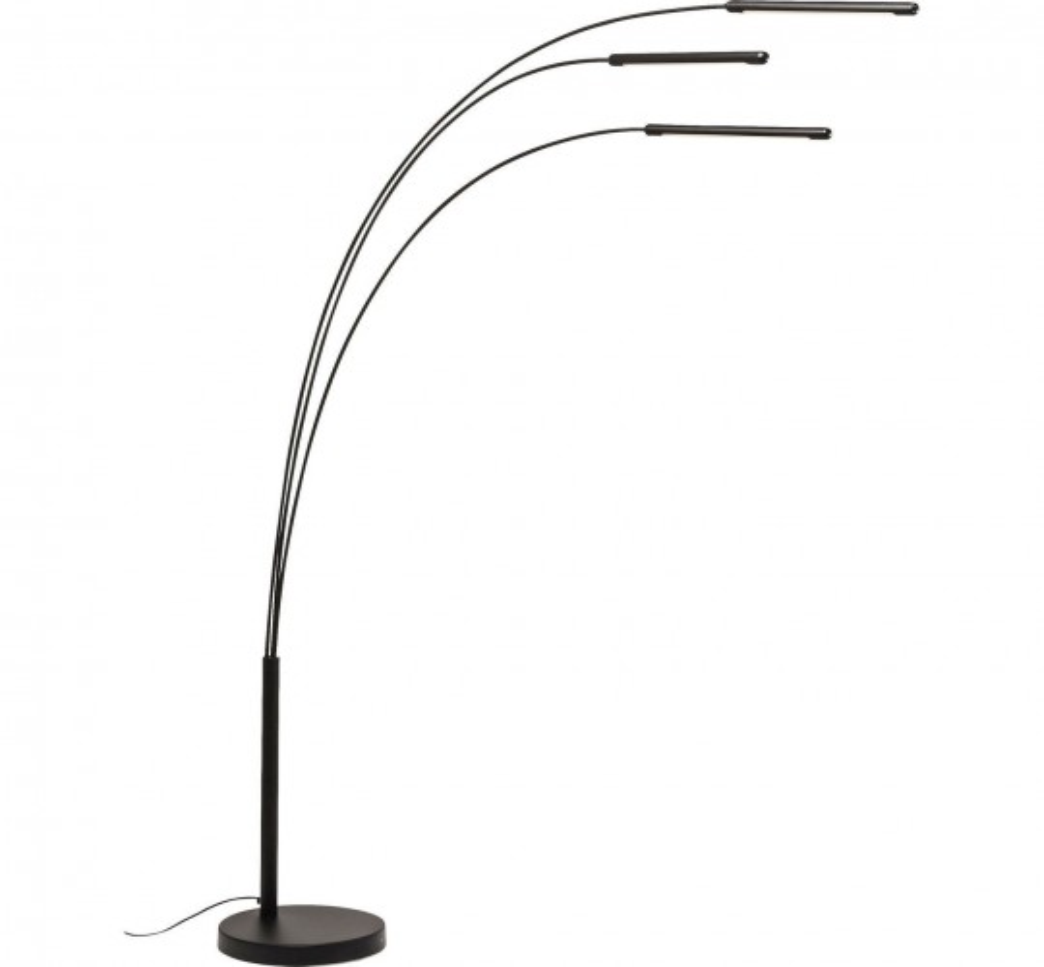 Lampadaire Space 3 LED 220cm Kare Design
