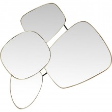 Miroir Shapes 130x105cm Kare Design