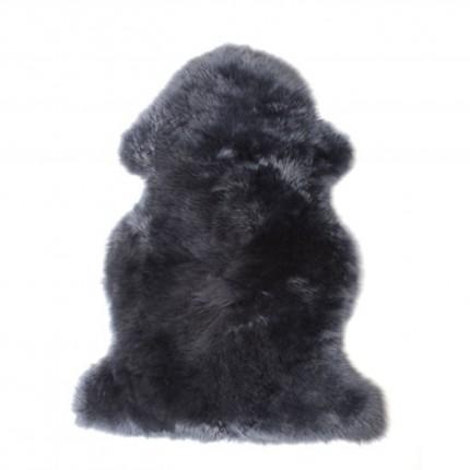 Peau de mouton 95cm gris anthracite Kare Design