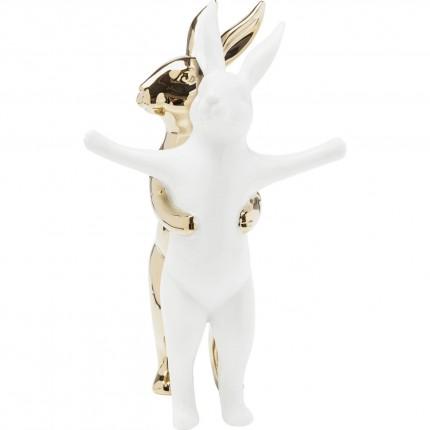 Déco lapins Titanic 24cm Kare Design