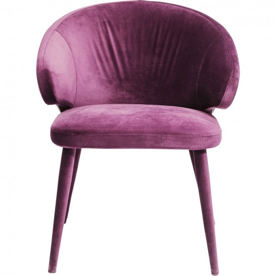 Chaise a./acc. Purple Rain
