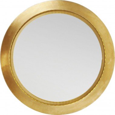 Miroir Flash LED rond 60cm Kare Design