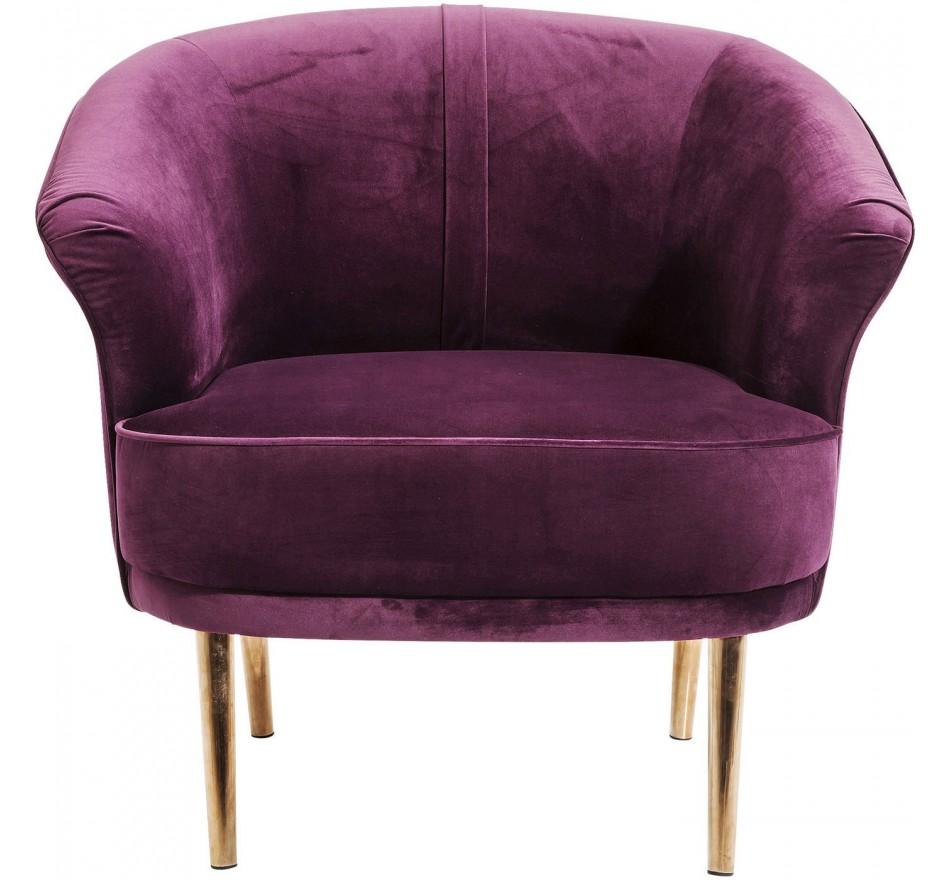 Fauteuil Purple Rain