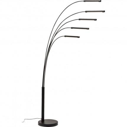 Lampadaire Space 5 LED Kare Design