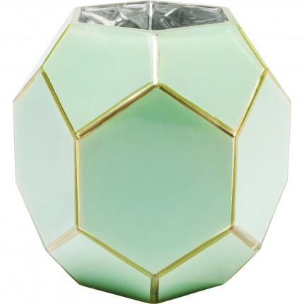 Vase Art vert pastel Kare Design