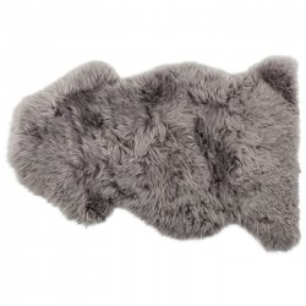 Peau de mouton 95 cm gris Kare Design