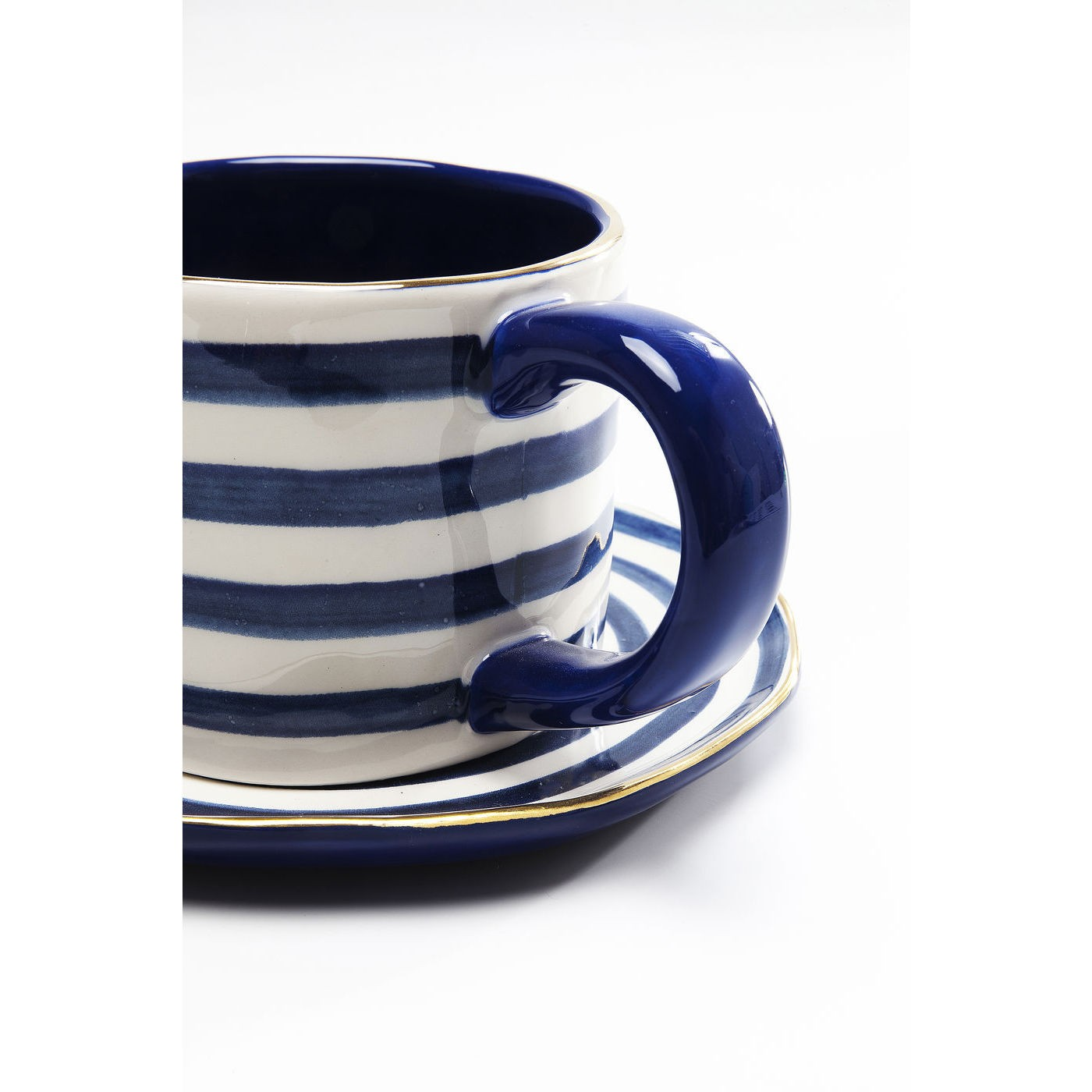 Tasses à café Provence Spiral set de 2 Kare Design