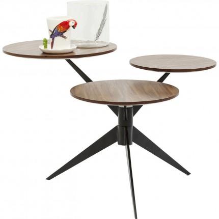 Table basse Bonsai Tre noyer Kare Design