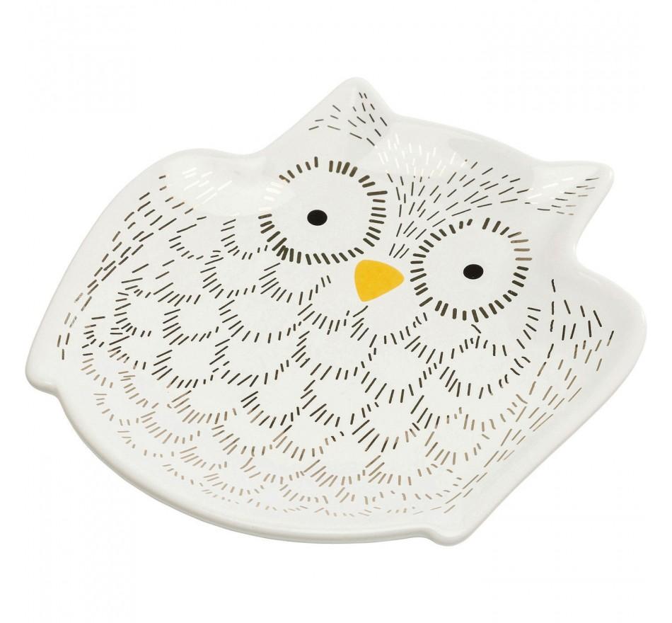 Coupe décorative Hibou Kare Design