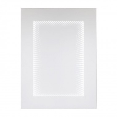 Miroir Tube 120x80cm LED Kare Design