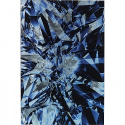 Tableau en verre Diamonds 80x120cm Kare Design