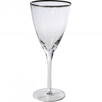 Verres à vin blanc Vibrations set de 6 Kare Design